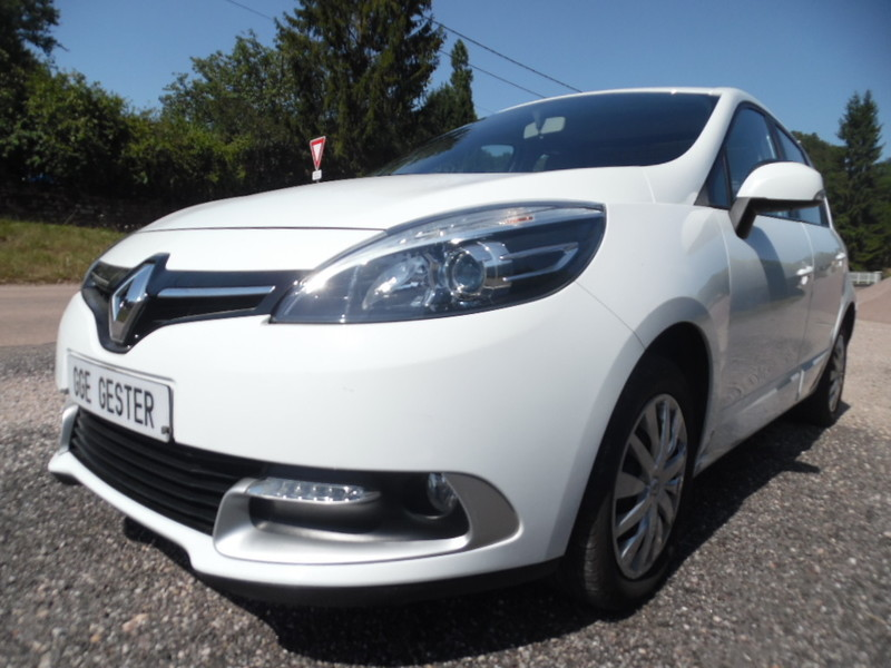 RENAULT SCENIC III STE 1.5 DCI 95 GPS 2 PLACES 64319 KMS ...