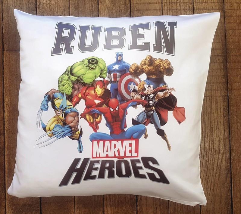 Ruben Marvel Heroes - Voir en grand