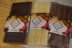 nos tablettes de chocolat - Voir en grand
