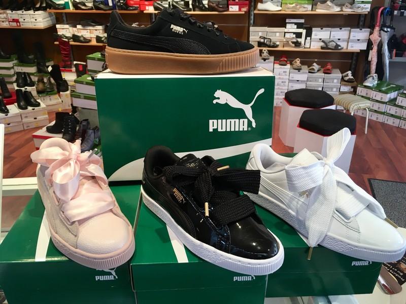 Puma Suede nouvelle collection printemps été 2018 , PUMA nouvelle  collection , CHAUSSURES JANE , KLEIN