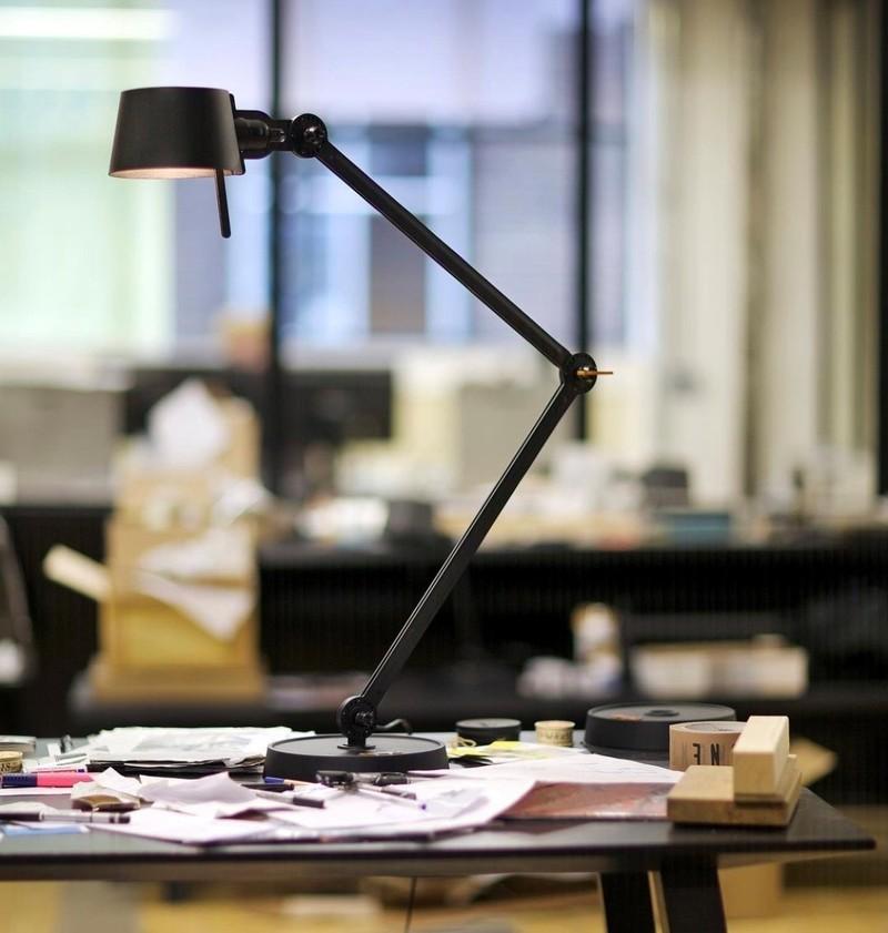 Bolt desk 2arm foot  - Lampes de table  - MODULES - Voir en grand