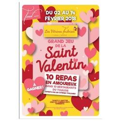 Saint Valentin 2018 Toul  - Voir en grand