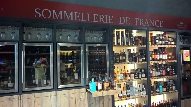 SOMMELLERIE DE FRANCE LEXY  - Voir en grand
