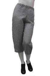 Pantalon Grande Taille g!OZé face - Voir en grand