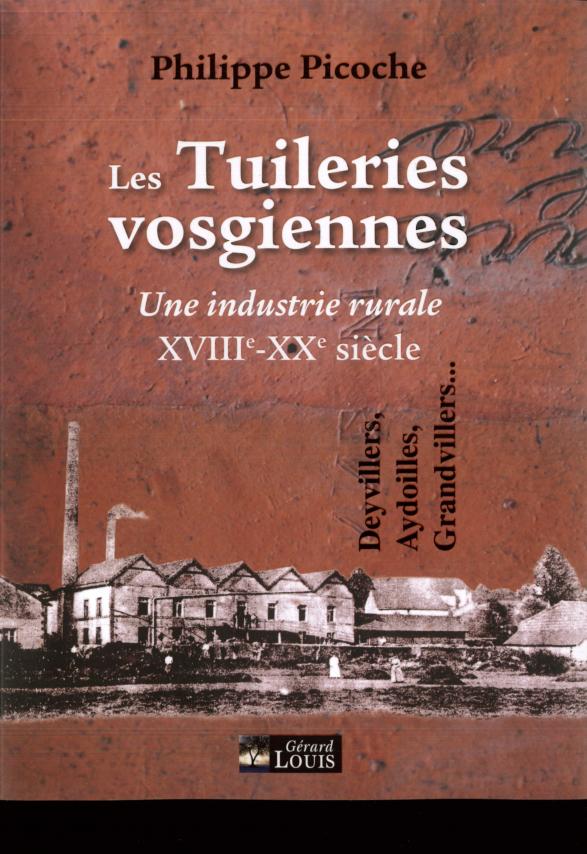 Tuilleries Vosgiennes - Librairie des Vosges - LE CHIQUITO MAISON DE LA PRESSE  - Voir en grand