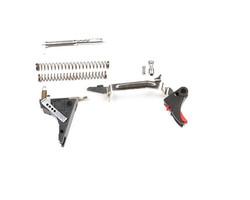 ZEV Ultimate Kit détente Fulcrum Glock Gen4 Rouge ou Noire - PIECES CUSTOM GLOCK ZEV TECHNOLOGIES - GIPECHASSE - Voir en grand