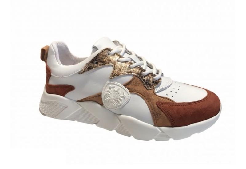 PHILIPPE MORVAN VALLY - BASKETS / SNEAKERS - Les souliers du poincaré - Voir en grand