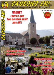 Causons-En ! numéro 114 mai 2015 - Magazine - LE CHIQUITO MAISON DE LA PRESSE