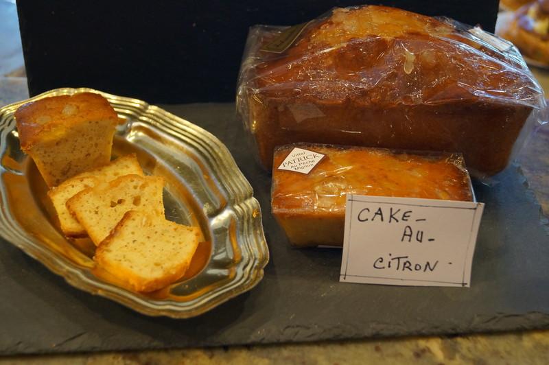 cake au citron - Voir en grand