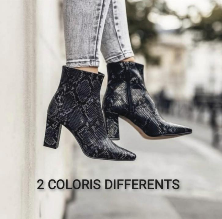 GIULIA RALIA - Bottines & Boots - Les souliers du poincaré - Voir en grand
