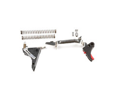 ZEV Drop-In Kit, détente Fulcrum Glock Gen4 - Rouge ou Noire - PIECES CUSTOM GLOCK ZEV TECHNOLOGIES - GIPECHASSE - Voir en grand
