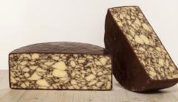 Cheddar Guinness - Fromages au lait de vache  - FROMAGERIE MARTINEAU  - Voir en grand