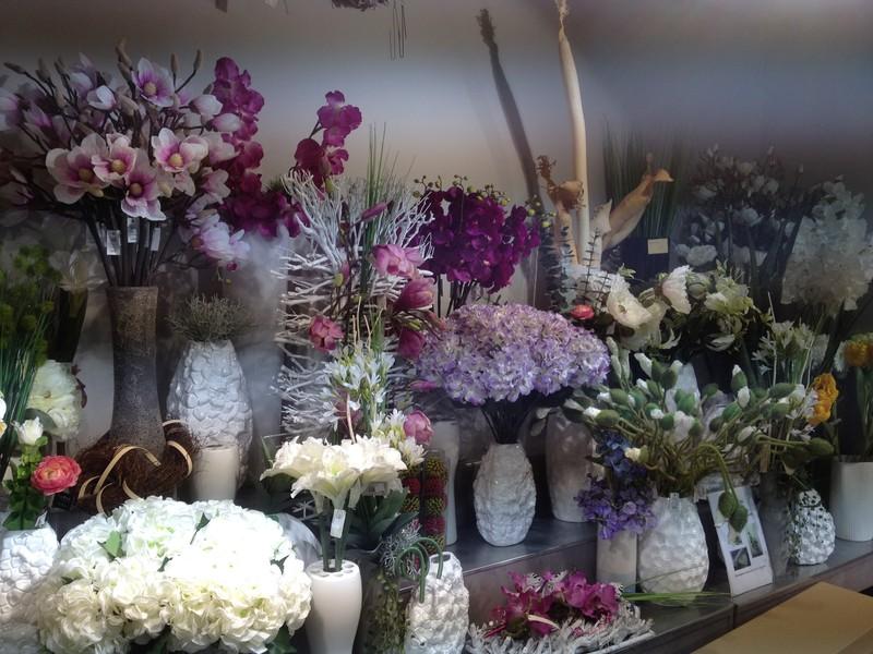 Fleurs artificielles et compositions - Fleurs artificielles - VATRY-FLEURISTE.COM - Voir en grand