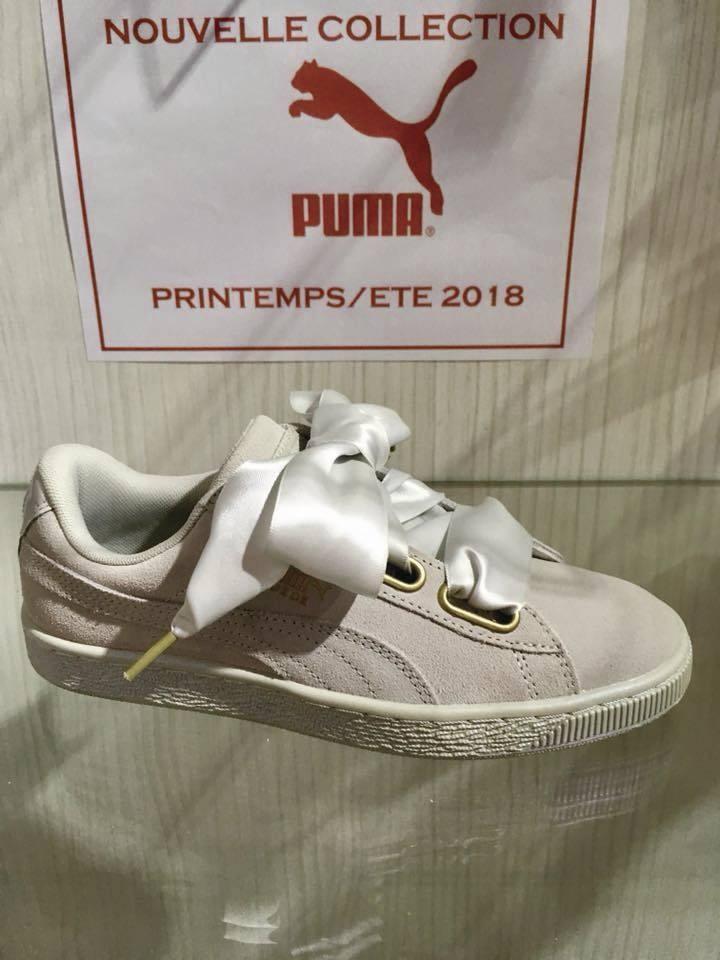 Suede Et Collection Heartpleins De Puma Nouvelle Jr435lqa 8kwPn0OX