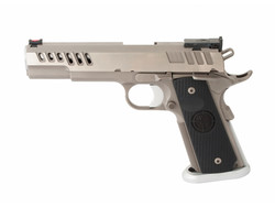 PISTOLET WARWICK TACTICAL OUTLAW TARGET- CrN PVD CAL 9mm - WARWICK TACTICAL  - GIPECHASSE - Voir en grand