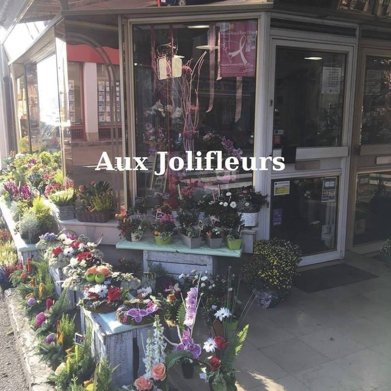 Aux Jolifleurs _ Raon l'Etape - Nos boutiques - LE RENDEZ VOUS DES FLEURS - Voir en grand