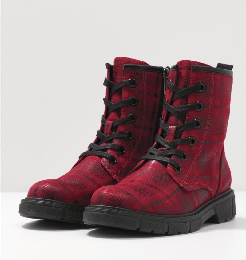 MARCO TOZZI - Bottines & Boots - Les souliers du poincaré - Voir en grand