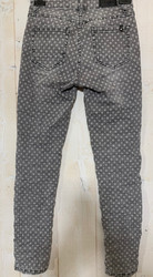 Jean de la marque Toxik gris imprimé pois - 3.jpeg