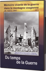 DU TEMPS DE LA GUERRE - DVD - LE CHIQUITO MAISON DE LA PRESSE
