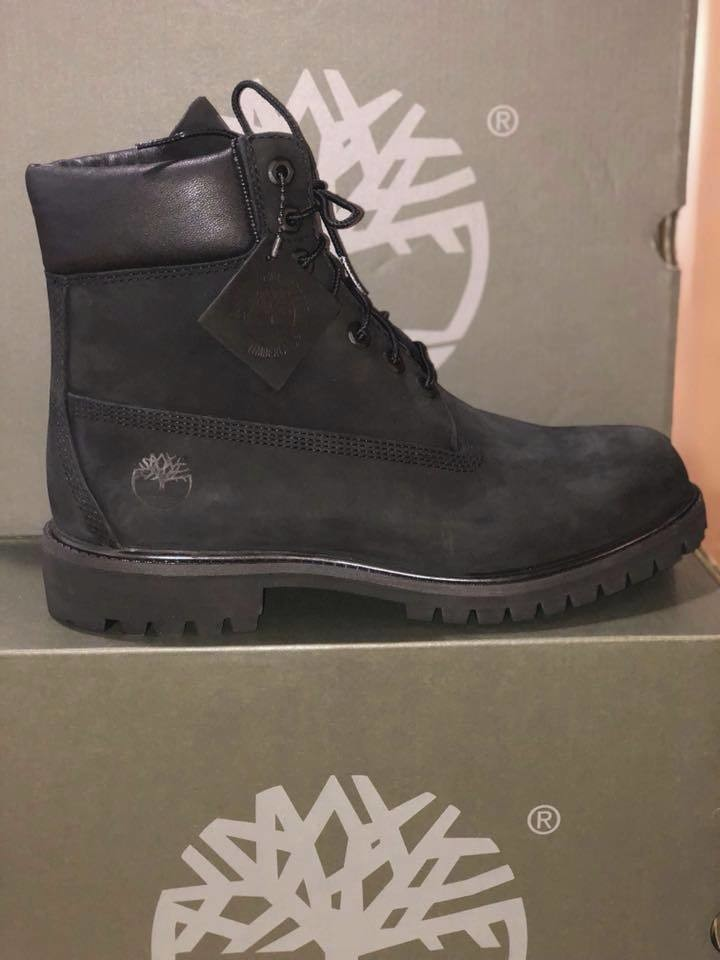 298fa460191 Nouvelle collection Timberland automne hiver 2018 impermeable cuir ...