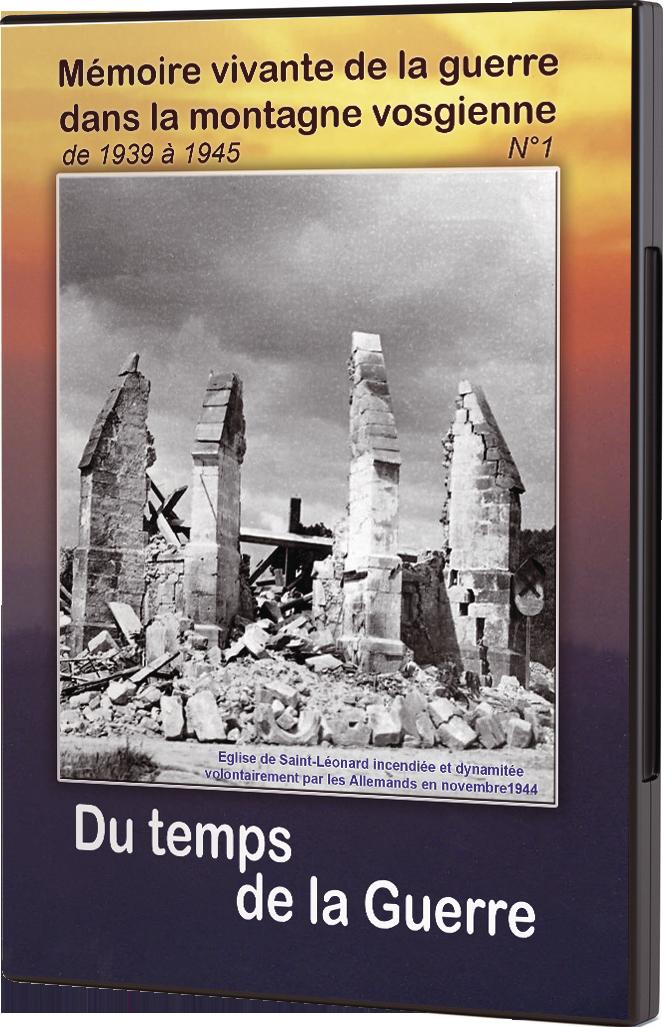 DU TEMPS DE LA GUERRE - DVD - LE CHIQUITO MAISON DE LA PRESSE  - Voir en grand