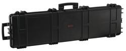 Mallette XL Waterproof noire 137 x 39 x 15 cm mousse vague - MALLETTES-FOURREAUX ARMES LONGUES - GIPECHASSE - Voir en grand