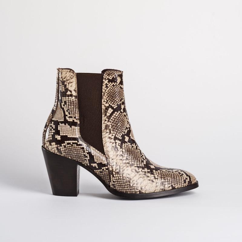 REQINS FOX  - Boots - Empreinte - Voir en grand