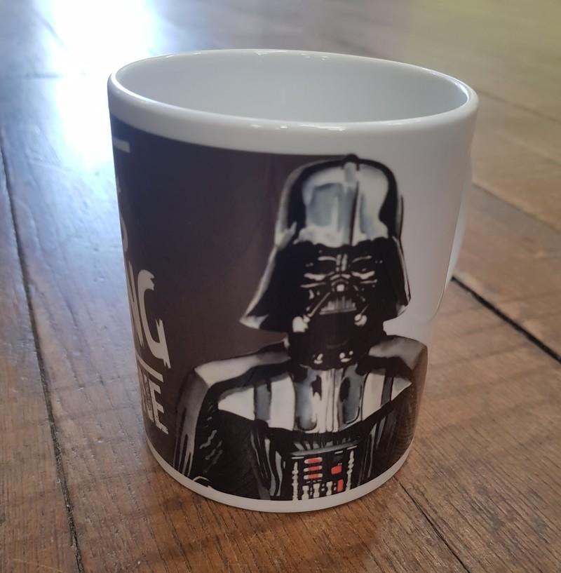 Mug/Tasse Dark vador - Voir en grand