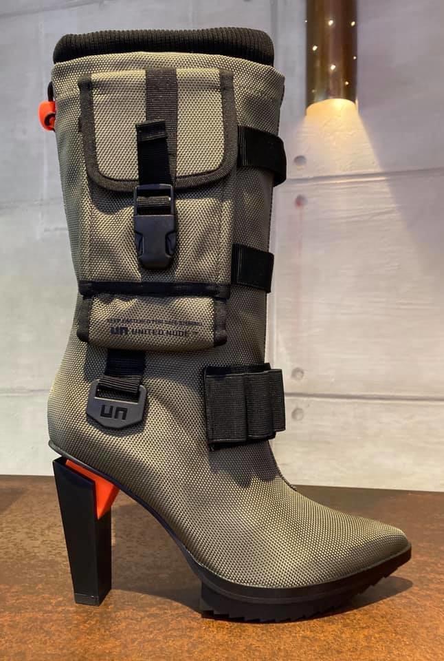 UNITED NUDE POCKET LEV - Chaussures Femme - KYONY - Voir en grand
