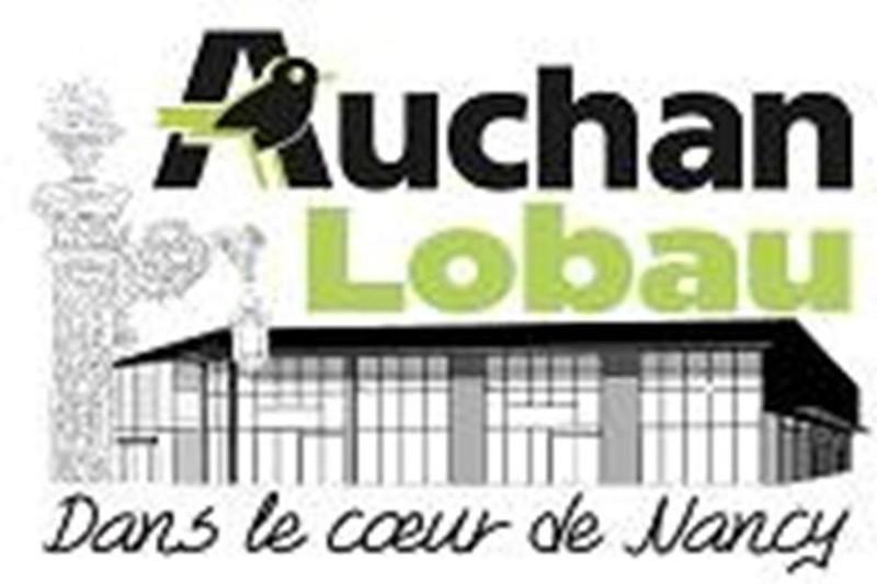 AUCHAN LOBAU  - Voir en grand