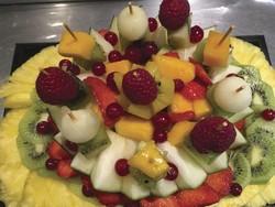Album photos plateaux fruits desserts - Plateau fraich decoup  - AUX QUATRE SAISONS - Voir en grand