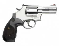 """REVOLVER SMITH & WESSON 686 PLUS 3"""" SERIES 3-5-7 CAL 357 MAG - SMITH & WESSON - GIPECHASSE - Voir en grand"""