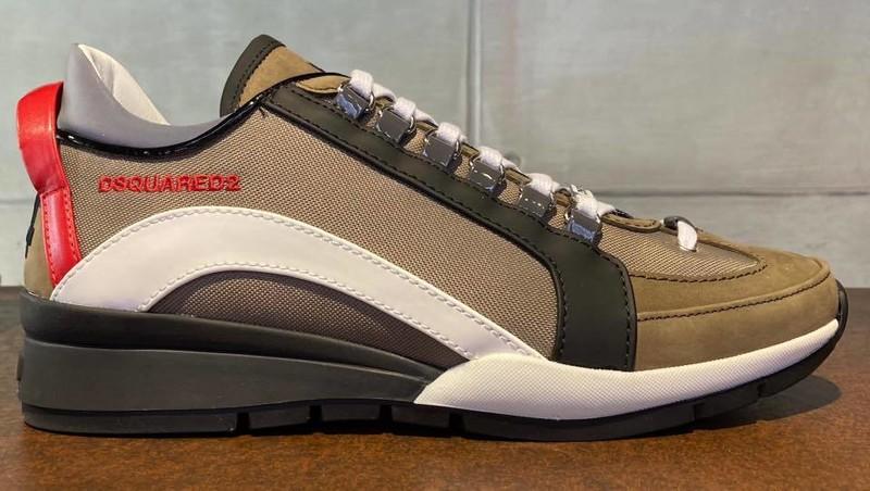 DSQUARED2 0505 M1628 - Chaussures Homme  - KYONY - Voir en grand