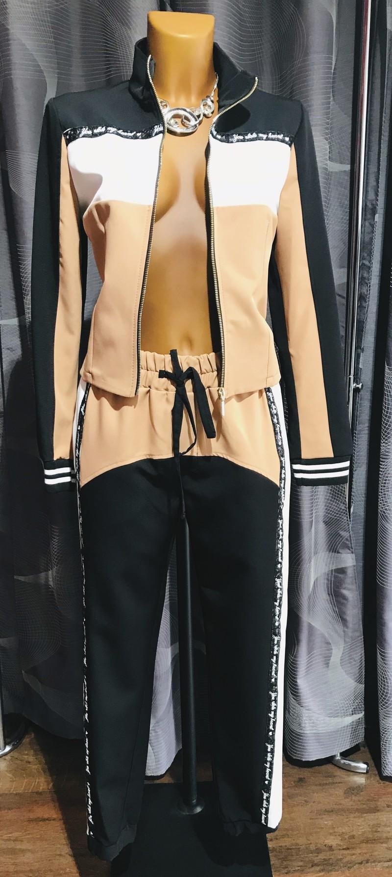 ensemble sportwear chic rinascimento (pantalon) - Pantalons - VOTRE BOUTIQUE - Voir en grand