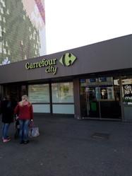 CARREFOUR CITY NEUVES MAISONS
