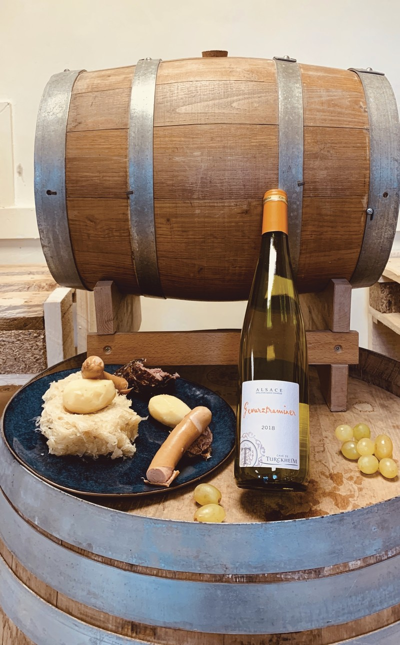 Gewurztraminer tradition - Traditions - DISTRI ABOUT - Voir en grand