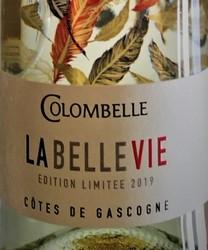 Colombelle Primeur 2019 - Les VINS de PAYS (IGP) - CELLIER SAINT ALAIN - Voir en grand