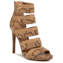 LIU JO NEW BLOOM - Sandales habillées - Empreinte