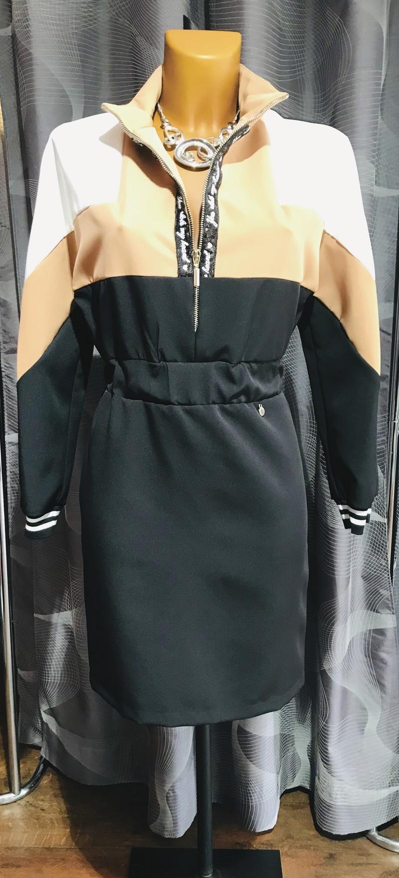 robe zip rinascimento - Robes  - VOTRE BOUTIQUE - Voir en grand