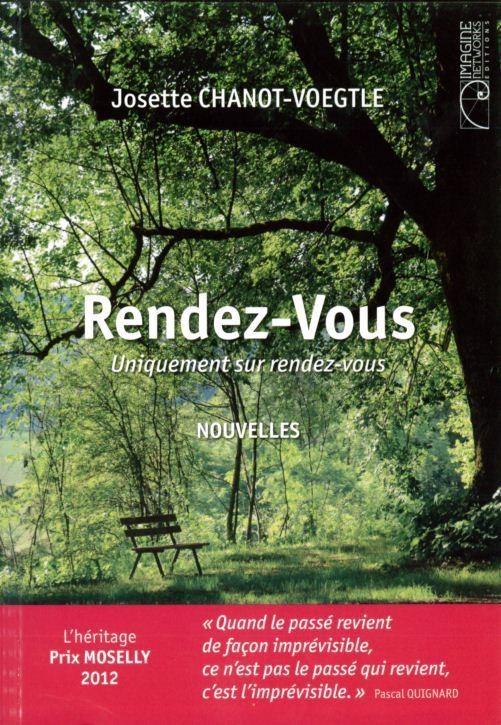 RENDEZ-VOUS - Librairie des Vosges - LE CHIQUITO MAISON DE LA PRESSE  - Voir en grand