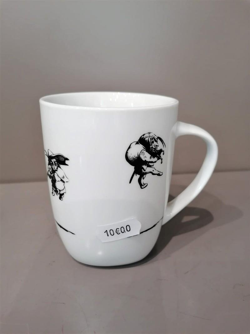 Mug Renaissance - Mugs - Les Vitrines de Nancy  - Voir en grand