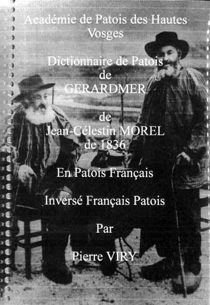 Dictionnaire en Patois - Librairie des Vosges - LE CHIQUITO MAISON DE LA PRESSE  - Voir en grand