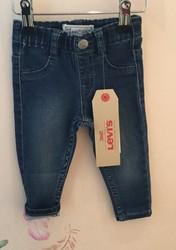 Jeans Pant jeg LEVI'S - Anne plumes Nancy  - Voir en grand