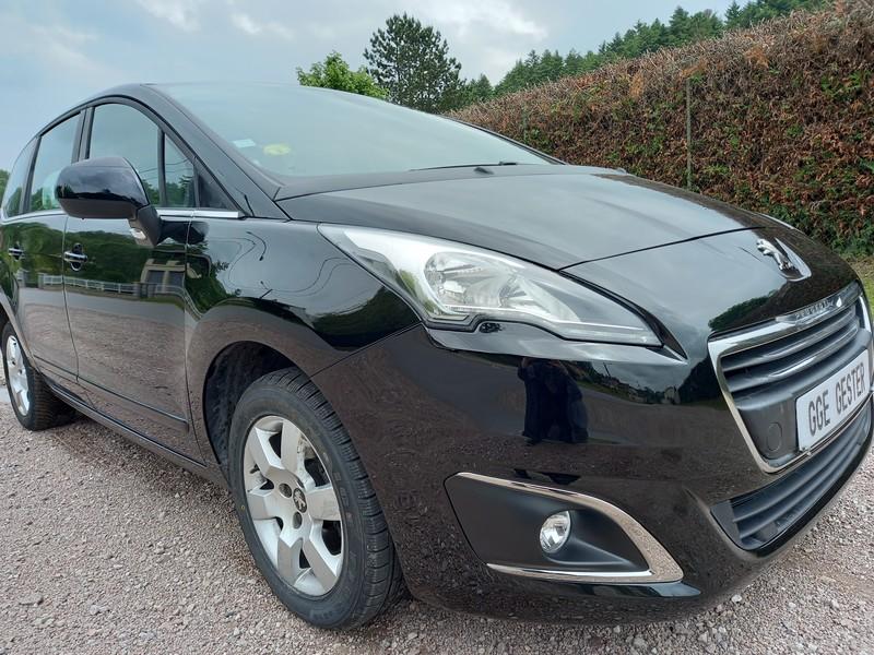 5008 BLUEHDI 120 EAT6 ACTIVE CAMERA GPS 2 PLACES 89264 KMS - Vente de voiture d'occasion Peugeot - GARAGE GESTER vente de voitures d'occasions - Voir en grand