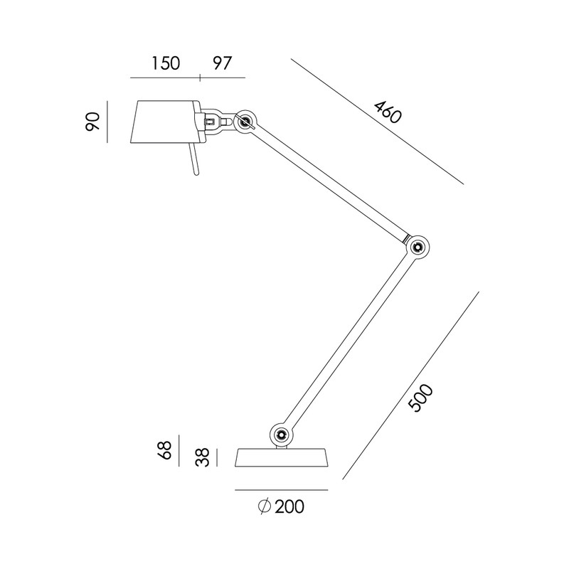 Dimension Tonone BOLT Desk 2arm.jpg - Voir en grand