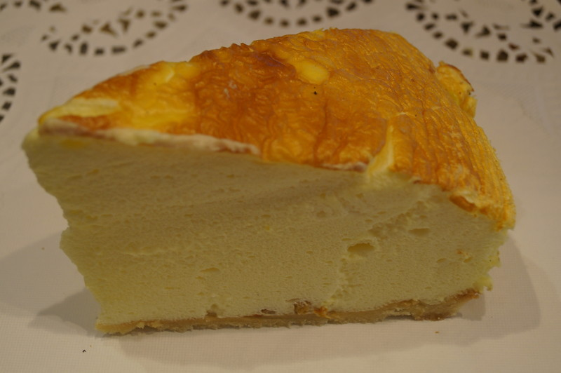 tarte avec fromage blanc à O% de MG - Voir en grand