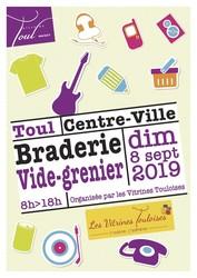 Braderie Vide Grenier 8 Septembre 2019 Toul