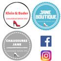 CHAUSSURES JANE - KLEIN et BADER