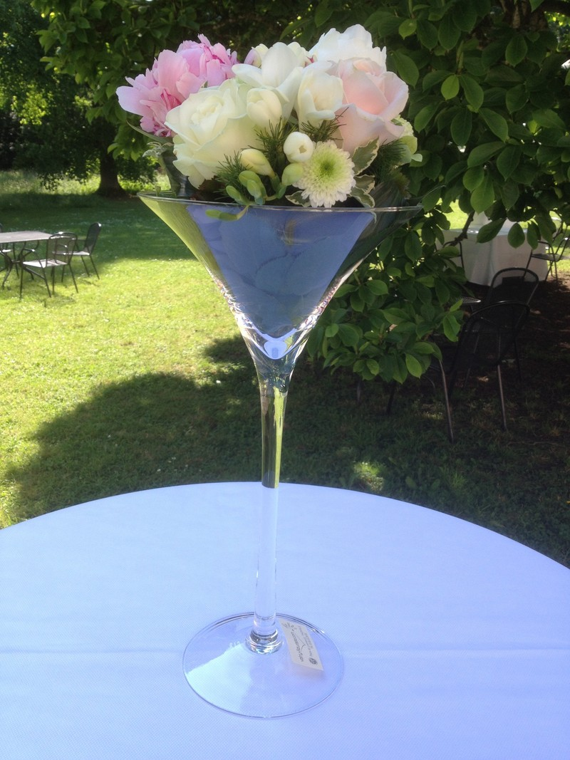 D coration vase martini achat moselle for Achat decoration