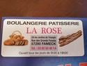 BOULANGERIE-PATISSERIE LA ROSE